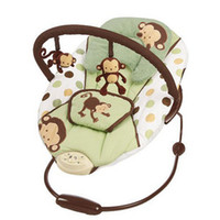 Wholesale Infant Baby Swing - Sassy battery-operated electric infant musical bouncers swings baby jumpers rocking Cribs cots chair (0-18 months)