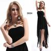 Black Strapless Party Dresses Evening Dresses Prom Pageant Dresses SZ 2-6-10 12-18 HE1227022