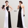 Black&White Beads Party Dresses Evening Dresses Prom Pageant Dresses SZ 2-6-10 12-18 HE1227026