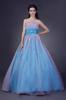 Pink&Blue Strapless Party Dresses Evening Dresses Prom Pageant Dresses SZ 2-6-10 12-18 HE1227037