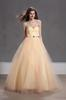 Champagne Sweetheart Evening Dresses Party Dresses Prom Pageant Dresses SZ 2-6-10 12-18 HE1227050