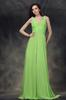 Green Straps V-Neck Evening Dresses Party Dresses Prom Pageant Dresses SZ 2-6-10 12-18 HE1227052