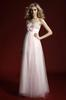 Pink Spaghetti Organza Evening Dresses Party Dresses Prom Pageant Dresses SZ 2-6-10 12-18 HE1227075