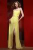 Yellow Strapless Beads Evening Dresses Party Dresses Prom Pageant Dresses SZ 2-6-10 12-18 HE1227079