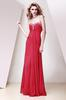Hot Pink Strapless Bead Evening Dresses Party Dresses Prom Pageant Dresses SZ 2-6-10 12-18 HE1227082