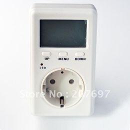Wholesale Electricity Energy Monitor - Hot Sale EU Version Power Balance Energy Meter, Monitor Electricity, Test Equipment 2pcs lot free sh
