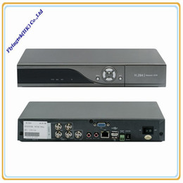 Wholesale Network Dvr Card - 4CH H.264 Network, 4 Channel Standalone SURVEILLANCE DVR with embeded DVR card