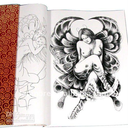 Tattoo Design Books Free