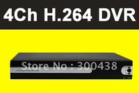 Wholesale H 264 D1 Resolution - Free EMS Shipping! D1 resolution 4ch H.264 D1 Standalone DVR with Free DDNS, Support 3G Mobile Phone