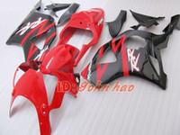 Wholesale fairing motorcycle honda 954 - Red Black motorcycle fairings for Honda CBR900RR 954 CBR CBR954RR CBR954 2002 2003 02 03 road racing fairing kit