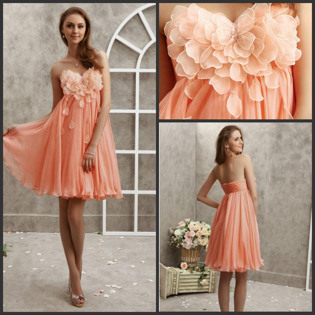 Hot sale cheap orange sweetheart applique chiffon short fancy hot sale cheap orange sweetheart applique chiffon short fancy bridesmaid dress girls party dreses lavender bridesmaid dress lilac bridesmaid dress from ombrellifo Choice Image