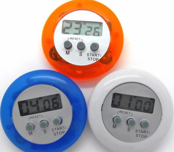 best selling novelty digital kitchen timer Kitchen helper Mini Digital LCD Kitchen Count Down Clip Timer Alarm