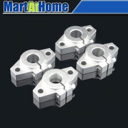 Wholesale 12mm Linear Rail Shaft - 4pcs lot NEW MAH SHF12 12mm Linear Rail Shaft Support XYZ Table CNC #SM101 @CF