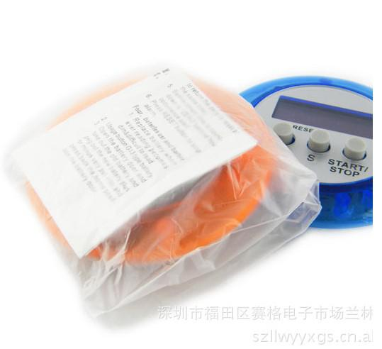 Nieuwigheid Digitale Keuken Timer Kitchen Helper Mini Digitale LCD Keuken Count Down Clip Timer Alarm