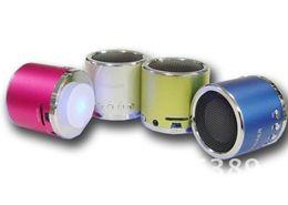 Wholesale Portable Mini Kaidaer Speaker - Music Angel Kaidaer MN01 Mini Speaker Support TF SD Card MP3 Speaker Portable Speaker Media Speaker