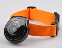 nouveaux colliers pour animaux de compagnie achat en gros de-New Pet's Eye View Caméra pour les chats de chats Digital Clip-On Collar Pet Vidéo Appareil Photo Numérique Cam