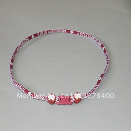 Wholesale Titanium Necklace Packages - 100pcs   NCAA necklace. Fashion Titanium Sports necklace. Free shipping! ! ! WITHOUT PACKAGE