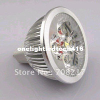 mr16 8w led dimmable prices - Free Shipping 100% Cree chip Dimmable MR16 8W 4x2W LED Light led spotlight