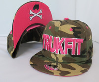 Wholesale Trukfit Order - Trukfit FIT Snapback hats , Classic hip hop bboy skateboard cap New Fashion Trend men & women baseball caps without min order hot selling !