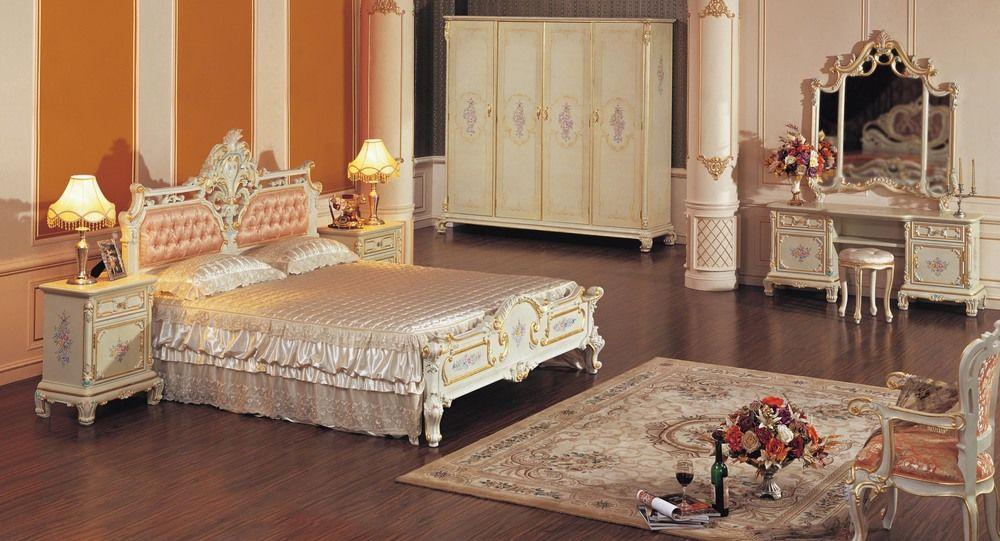 acheter mobilier baroque fran ais mobilier de chambre livraison gratuite de du. Black Bedroom Furniture Sets. Home Design Ideas