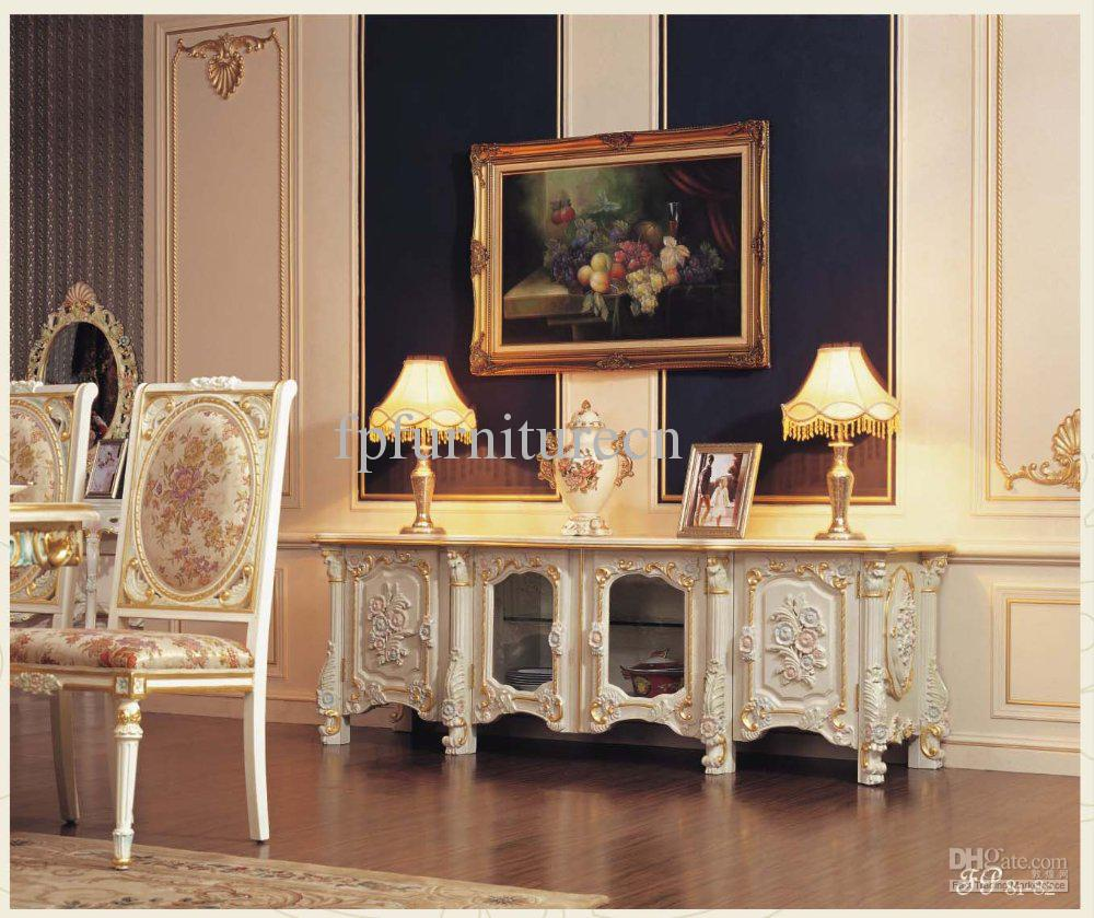 See larger image - Italian French Antique Furniture - High End Furniture-baroque