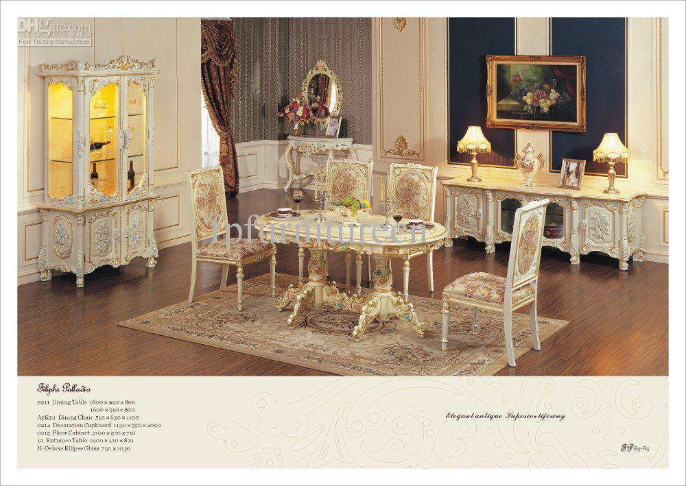 2018 italian style furniture italian dining room furniture for Italian style furniture
