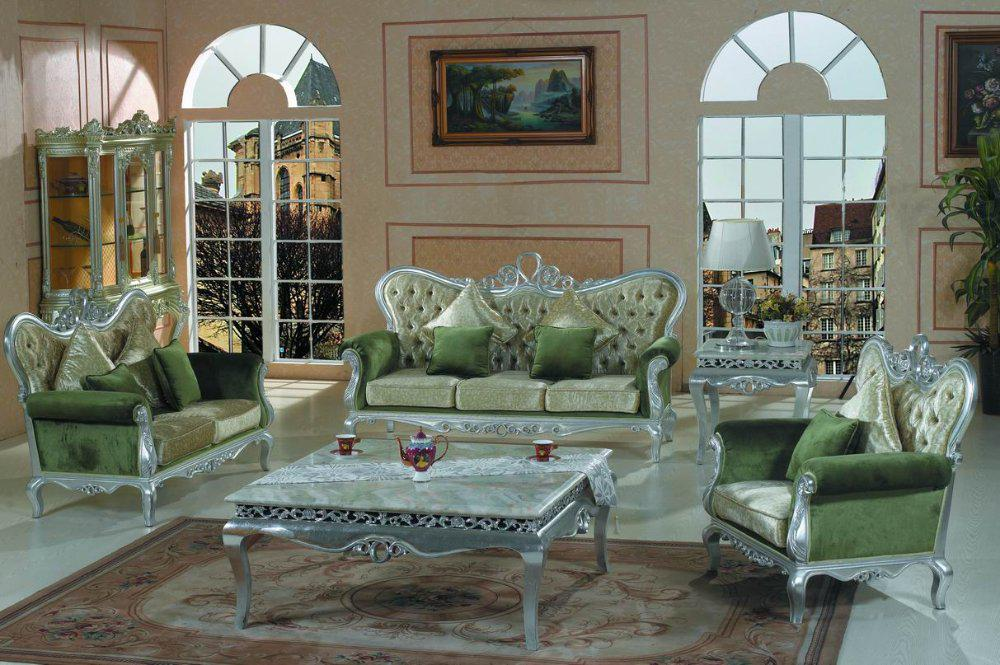 European Style Furniture Living Room Free Shipping