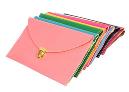 Wholesale Envelope Colour - 2014 Womens NEW STYLE Envelope Clutch Chain Purse Lady Handbags Messenger Tote clutch bags 14 colours Shoulder Hand Bags womens casual bags