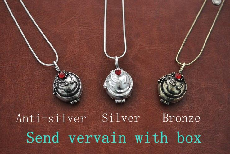 Wholesale the vampire diaries necklaces elena nina vervain pendant wholesale the vampire diaries necklaces elena nina vervain pendant necklaces rose pendant necklace pendants and necklaces from mumsbabes 467 dhgate mozeypictures Images
