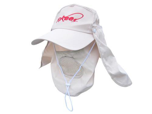 Pesca campismo ao ar livre aba larga pescoço aba qw chapéu tampão
