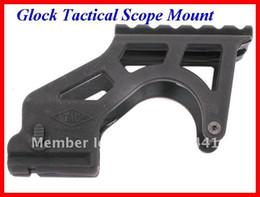 Wholesale Mount Pro - Wholesale 1pcs Tactical The MAKO PRO GIS RAIL Scope Mount For Glock GIS G17 Black