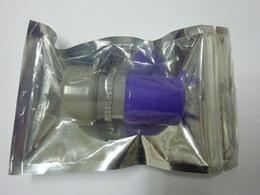 Wholesale Wholesale Feminine - Free shipping 8.5*14cm zip lock bag aluminum foil plastic zipper top masculine and feminine elements valve pouch