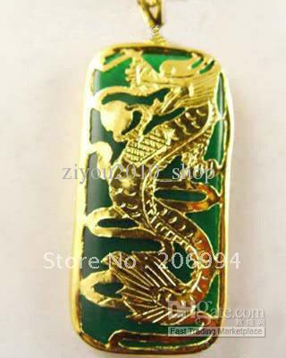 2018 real jade jewelry emerald green jade dragon pendant necklace 2018 real jade jewelry emerald green jade dragon pendant necklace free chain from ziyou2010shop 1357 dhgate aloadofball Images