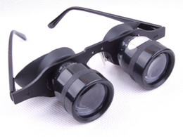 Wholesale Binoculars Glasses - BJ-1032 Binocular Telescope 10X Magnifying Glasses For Opera Fishing Football Waterproof Binoculars Prism Spotting Scope Large Eyepiece