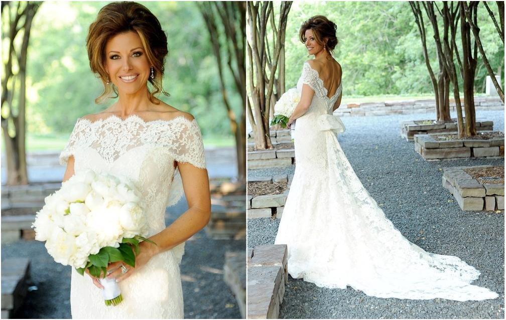 Mermaid Wedding Gowns With Sleeves: Cheap Off Shoulder Mermaid Lace Wedding Dress Bateau