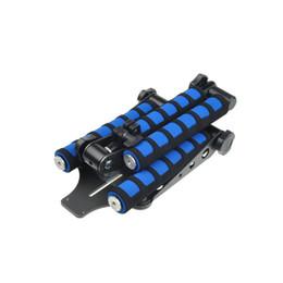 Wholesale Dslr Dv Rig - DSLR Rig Movie Kit Shoulder Mount for 5D2 5D3 Cannon Nikon Camera Camcorder DV Video 5D Mark II LF104