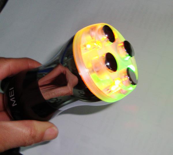 Mini RF Verwarming Machine RF Skin Thefting en Draai de rimpelverwijdering thuis