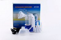 Wholesale MY Portable Ultrasonic Nebulizer Handheld Respirator Household medical atomizer spray beauty