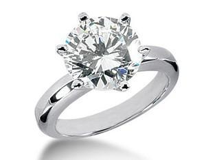 acheter en gros pas cher bijoux de mode mariage fian ailles blanc cristal or rempli anneau sz