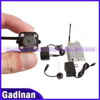 Wholesale 4 IR Leds Wireless Security CCTV Camera G Receiver Wireless CCTV Camera kit