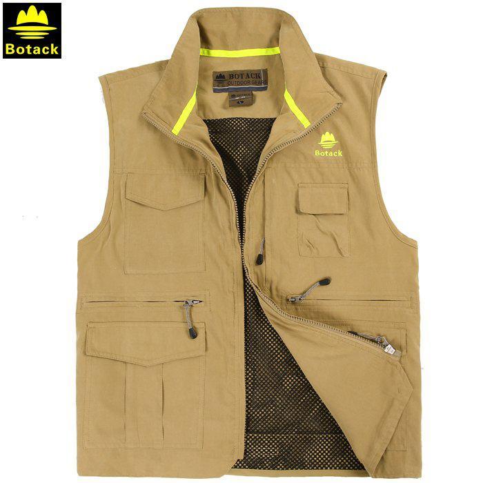 2018 men 39 s outdoor vest photography vest fishing waistcoat for Mens fishing vest