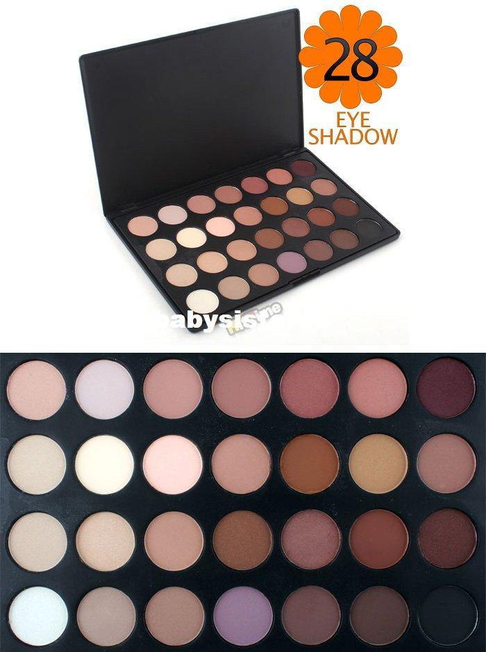 Warm Eyeshadow Palettes: Pro Neutral Warm Eyeshadow Palette Eye Shadow 2548