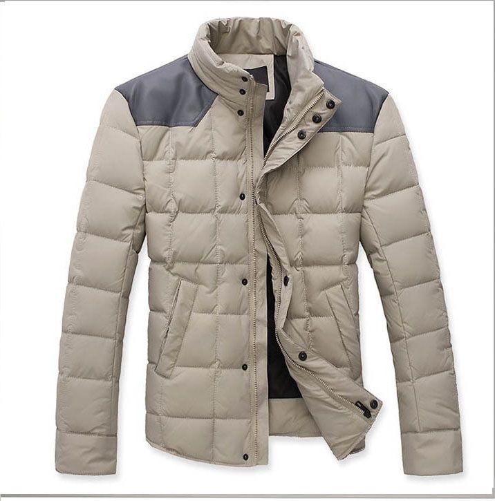 2017 2013 Hot Men's 90% Duck Down Jacket Coat Outerwear Winter ...