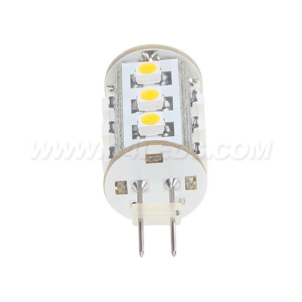 15LEDS 3528 SMD LED G4 Dimmable Bulb Light Wide voltage DC10-30V/AC8-20V Replacement for the Halogen