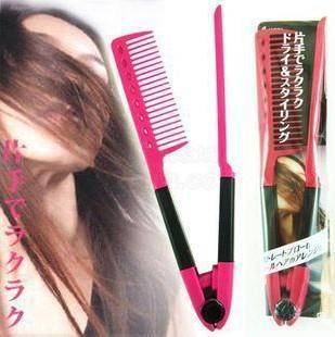 DIY pliant salon de coiffure coiffant de traitement de la kératine brésilienne Drissure de lissage V Pek Nib