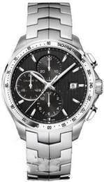 Wholesale Chronograph Watch Cheap - Wholesale-cheap Stainless Mens Men's Wrist Watches LINKS LINEAR SYSTEM CHRONOGRAPH WATCH