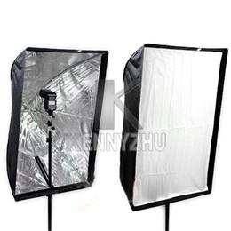 "24""x36"" Professional 2 in 1 Umbrella Softbox 60x90cm Soft Box Camera Reflector on Sale"