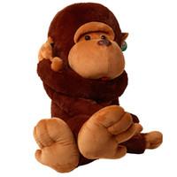 büyük doldurulmuş hayvan maymunları toptan satış-43