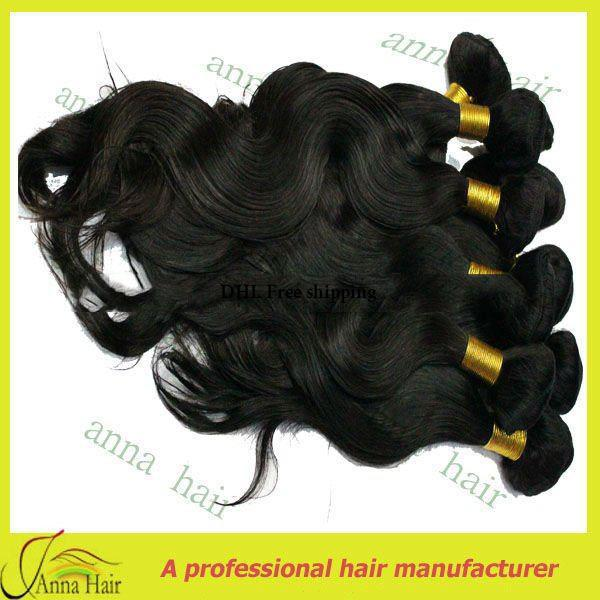 Body Wave Peruvian Hair Mixed 3 Bundles Wholesale Human Virgin Hair
