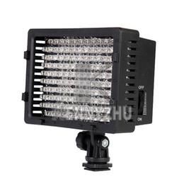 Venta al por mayor de Profesional CN-160 9.6W 160 LED luz de vídeo LED para cámara digital Videocámara de video